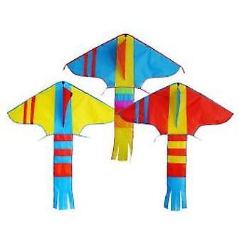 Children Kite Breezy Rhombus