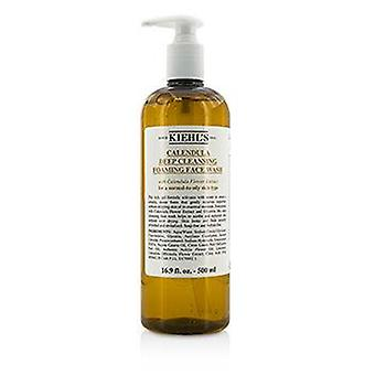Kiehl's Calendula Deep Cleansing Foaming Face Wash - 500ml/16.9oz