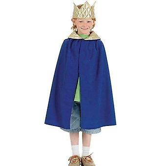 Nativity Tabard- King. Blue .