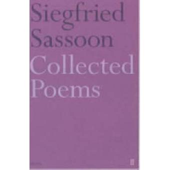 Collected Poems - 1908-56 by Siegfried Sassoon - 9780571132621 Book