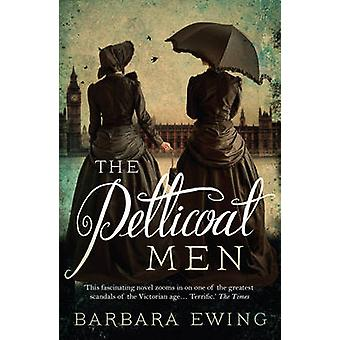 Los hombres enaguas por Barbara Ewing - libro 9781781859834