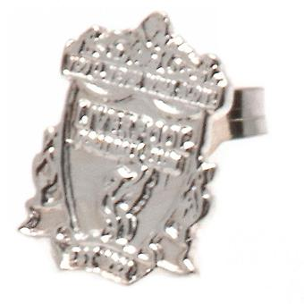 Liverpool FC Sterling Silver Stud Earring