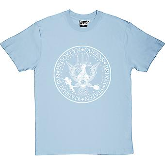 New York: Five Boroughs Men's T-Shirt