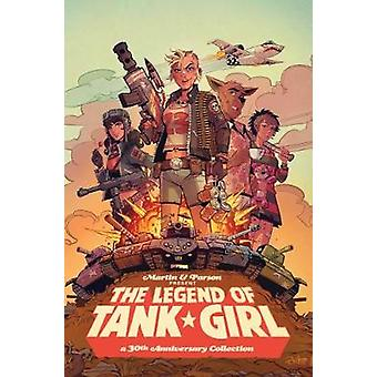The Legend of Tank Girl by The Legend of Tank Girl - 9781785864643 Bo