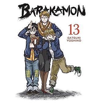 Barakamon, Vol. 13