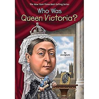 Vem var drottning Victoria?