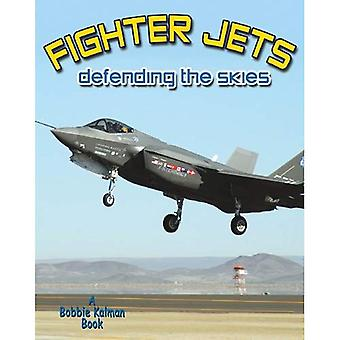 Fighter Jets Defending the Skies