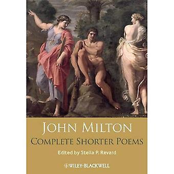 John Milton wiersze krótsze