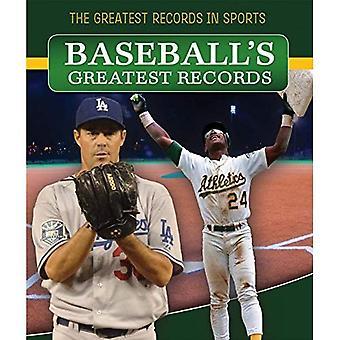 Baseball's Greatest Records (största Records i sport)