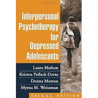Interpersonell psykoterapi för deprimerade ungdomar