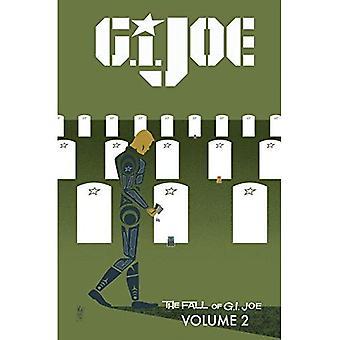 GI JOE: La chute de G.I. JOE Volume 2 (G.I. Joe (2014) Tp)