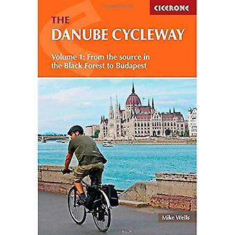 De Danube Cycleway: Volume 1: vanaf de bron naar Boedapest (fietsen) (Cicerone fiets gids) (Cicerone gids)