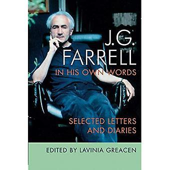 JG Farrell i hans egna ord: valda brev och dagböcker
