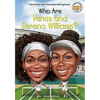 Qui sont Venus et Serena Williams? (Qui a été...?)