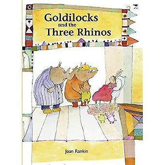 Goldilocks & the three rhinos: Best loved tales for Africa