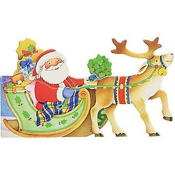 Santa's Sleigh [Board book]