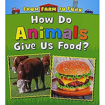 How Do Animals Give Us Food? (Read and Learn: From Farm to Fork: Where Does My Food Come From?)