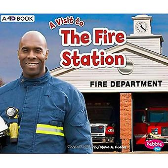 The Fire Station: A 4D Book (Visit To...)
