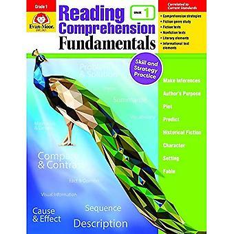 Reading Comprehension Fundamentals, Grade 1 (Reading Comprehension Fundamentals)