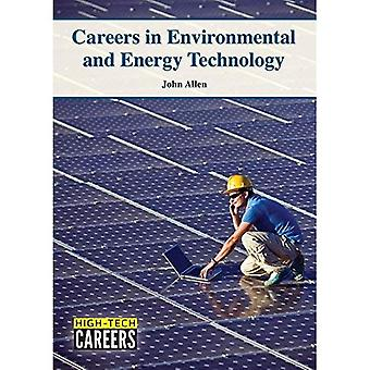 Careers in Environmental and Energy Technology (High-Tech Careers)