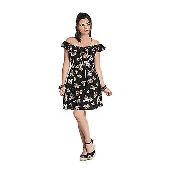 Hell Bunny Messina Mini Dress S