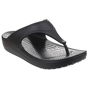 Crocs Womens/Ladies Sloane Platform Flip Flops