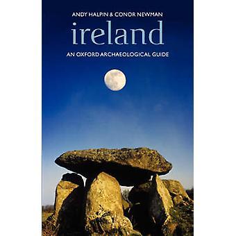 أيرلندا وهو دليل أكسفورد أثرية باندي & هالبين