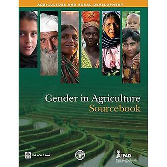 Geslacht in landbouw Sourcebook door de Wereldbank