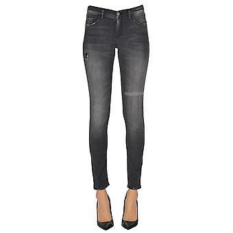 Brian Dales Black Cotton Jeans