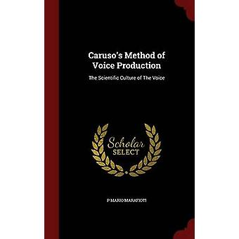 Carusos Method of Voice Production The Scientific Culture of The Voice by Marafioti & P Mario