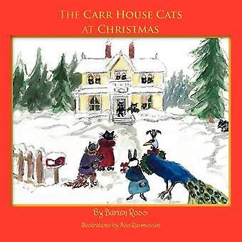 Carr huskatte i julen af Ross & Darien