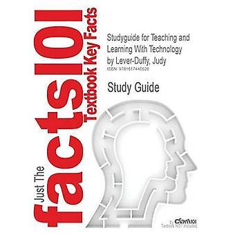 Studiehåndboka for undervisning og læring med teknologi av LeverDuffy Judy ISBN 9780205543250 av Cram101 lærebok Kritikken