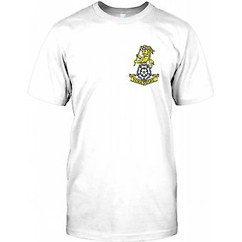 British Army Yorkshire Regiment - chest logo Mens T Shirt