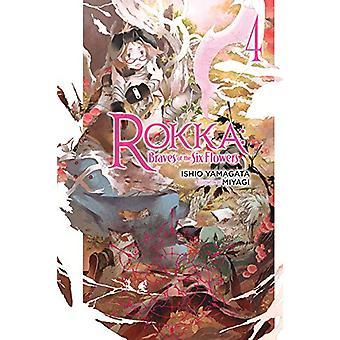 Rokka - Braves di sei fiori - Vol. 4 (volume dei light novel) di Ishio Yama