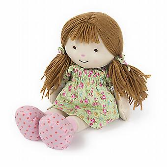 Warmheart Rag Doll Microwavable Toy: Ellie