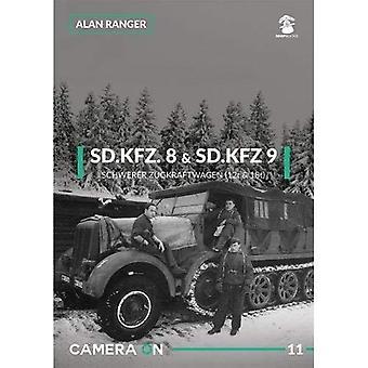 SD.Kfz. 8 & SD.Kfz. 9 Schwerer Zugkraftwagen (12t & 18t) (Camera on)