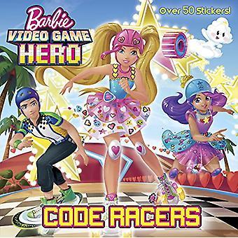 Code Racers (Barbie Video Game Hero) by Mary Man-Kong - 9780399559327
