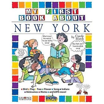 My First Book about New York! by Carole Marsh - 9780635001603 Book