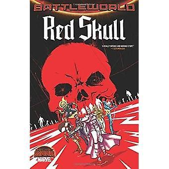 Red Skull by Joshua Williamson - Luca Pizzari - 9780785198468 Book