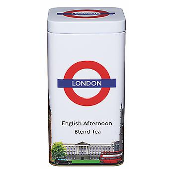 Licensed london underground™ scene 40 english afternoon blend tea bags (125g)