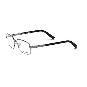 Zegna EZ5011-008 Optics mens brillen glanzende ruthenium frames