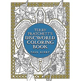 Terry Pratchett's Discworld Coloring Book by Terry Pratchett - 978148