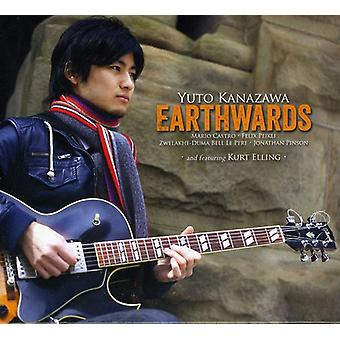 Yuto Kanazawa - Earthwards [CD] USA import