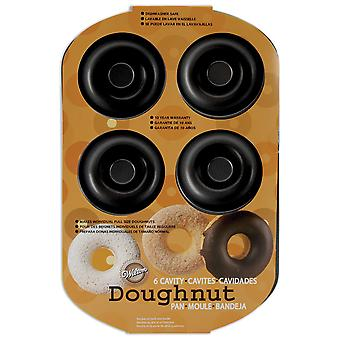 Donut Pan 6 holte W0565