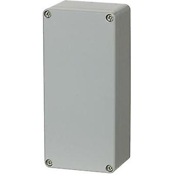 Universal enclosure 222 x 125 x 81 Aluminium Silver-grey (RAL 7001, powder-coated) Fibox ALN 122208 1 pc(s)