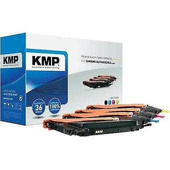 KMP Toner cartridge combo pack replaced Samsung CLT-K4092, CLT-C4092, CLT-M4092, CLT-Y40