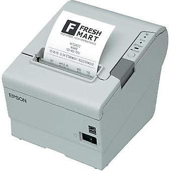 Epson Receipt printer Direct thermal 180 x 180 dpi White USB, RS-232 Roll ticket width: 80 mm