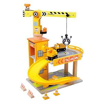 Legler Parking  crane  (Toys , Vehicles And Tracks , Parking And Circuits)