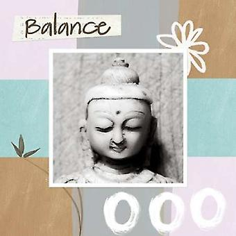 Balance Poster Print by Linda Woods
