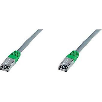 RJ45 (cross-over) Networks Cable CAT 5e F/UTP 5 m